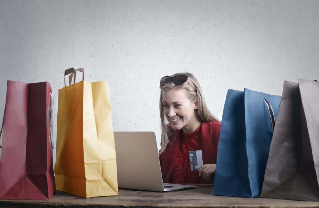 Klient sklepu internetowego w customer journey map